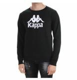 Kappa Sweater esogari zwart