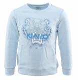 Kenzo Tiger tee shirt blauw