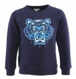 Kenzo Tiger sweat blauw