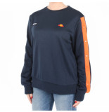 Ellesse Abrianna poly sweat blauw