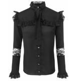 Goldie Estelle Ellie blouse – zwart