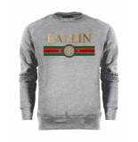 Ballin Est. 2013 Line small sweater grijs