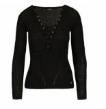 Guess Carole sweater - zwart