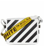 Off White Diag flap bag wit