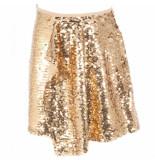 Reinders Skirt sequins goud