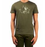 Kappa Kappie estessi t-shirt groen