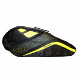 Babolat Rh3 team black-yellow 756039-142 zwart
