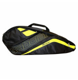 Babolat Rh x 6 team zwart/geel 756038-142