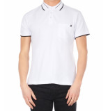 Versace Jeans Polo pocket slim - wit