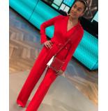 Byblos Long jumpsuit - rood