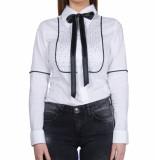 Rich ! blouse 122 - zwart