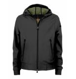 RRD Roberto Ricci Designs Summer hood jas - zwart