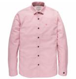 Cast Iron T-shirts lange mouw 126956 roze
