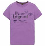 PME Legend T-shirts 127928 paars