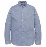 PME Legend T-shirts lange mouw 127953 denim