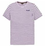 PME Legend T-shirts 127960 paars