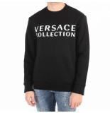 Versace Collection felpa zwart