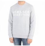 Versace Collection felpa grijs