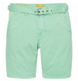 PME Legend Propeller short comfort twill opal groen