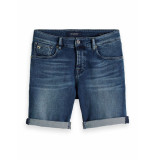 Scotch & Soda Ralston short denim