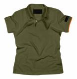 RRD Roberto Ricci Designs Polo macro groen army