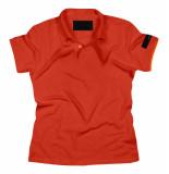 RRD Roberto Ricci Designs Polo macro - rood