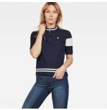 G-Star T-shirts tops 127569 blauw