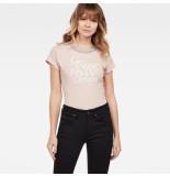 G-Star T-shirts tops 127590 groen