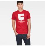 G-Star Overhemden 127597 rood