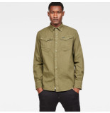 G-Star Overhemden 127601 groen