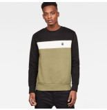 G-Star Sweaters 127602 groen