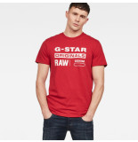 G-Star Overhemden 128131 blauw