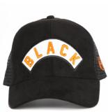 Black Bananas Biker trucker zwart