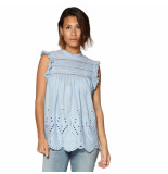 Circle of Trust elli top blauw