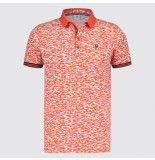 Blue Industry Kbis19-m71 polo red rood