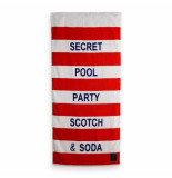 Scotch & Soda The poolside towel rood