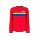 Indian Blue Sweater crewneck ib82 rood