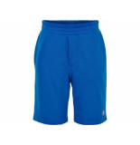 Cost:bart sweat short flann kobalt blauw