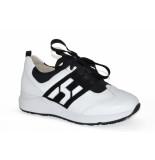 Hassia Hassia artikelnummer 302543 sneaker wit/zwart