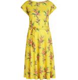 King Louie Grace dress geel