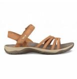 Teva Women elzada sandal lea pecan