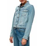Selected Femme Slfnola light blue jacket denim