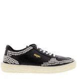 Golden Goose Deluxe Brand Golden goose db sneakers 10th star g31ws718 zwart