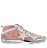 Golden Goose Deluxe Brand Sneakers mid star roze