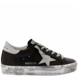 Golden Goose Deluxe Brand Sneakers hi star zwart