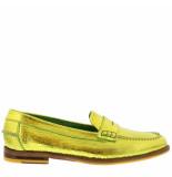 Floris van Bommel Moccasins 85409 geel