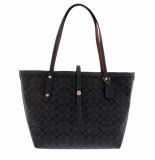 Coach Shopper market 32714 zwart