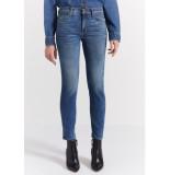 Current/Elliott Jeans the stiletto skinny destined love blauw