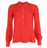 Mauro Grifoni Blouse 22014/6 rood