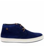 Floris van Bommel Halfhoge schoenen 10466 blauw